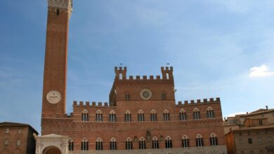 Photo of Forlænget weekend i Siena