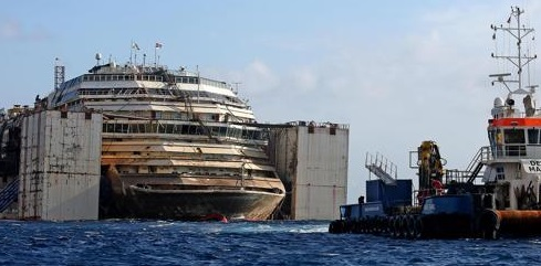 Photo of Costa Concordia's kaptajn dømt 16 års fængsel