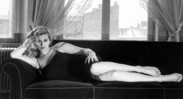 Photo of Anita Ekberg er død