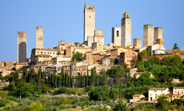 Photo of San Gimignano – tårnenes by