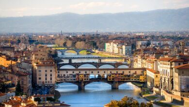 Photo of Stemningsbilleder fra et stille Firenze