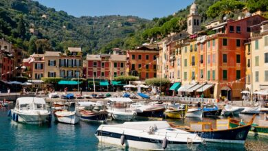 Photo of Farverige Portofino